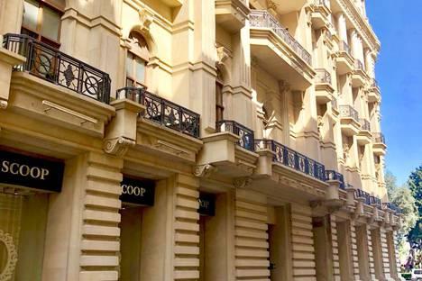Сдается 3-комнатная квартира посуточно в Баку, улица Тагиева Гаджи Зейналабдина, 2.