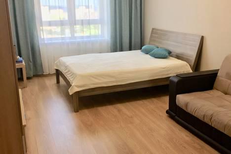 Сдается 1-комнатная квартира посуточно в Екатеринбурге, Свердловская область,Московская улица, 198.