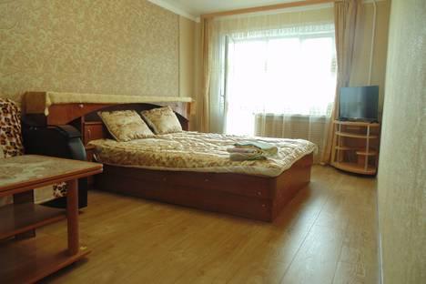 Сдается 2-комнатная квартира посуточно в Кисловодске, улица Островского, 5.