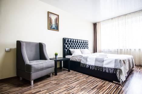 Сдается 1-комнатная квартира посуточно в Барнауле, Социалистический проспект, 69.