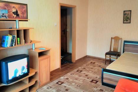 Сдается 1-комнатная квартира посуточно, улица Нормандия-Неман, 93.