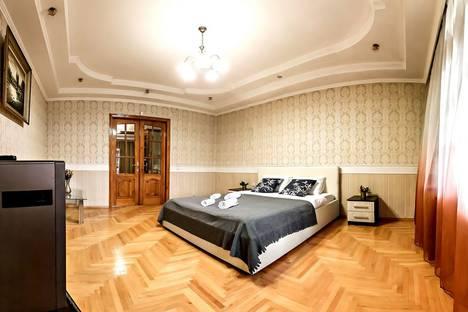 Сдается 2-комнатная квартира посуточно в Кисловодске, Ставропольский край,улица Куйбышева, 4.