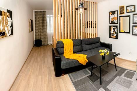 Сдается 1-комнатная квартира посуточно в Уральске, улица Привокзальная.