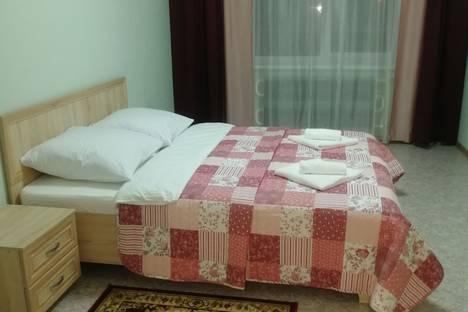 Сдается 2-комнатная квартира посуточно в Барнауле, Алтайский край,Власихинская улица, 109, подъезд 2.