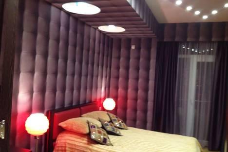 Сдается 3-комнатная квартира посуточно в Тбилиси, улица Симона Канделаки, 7.