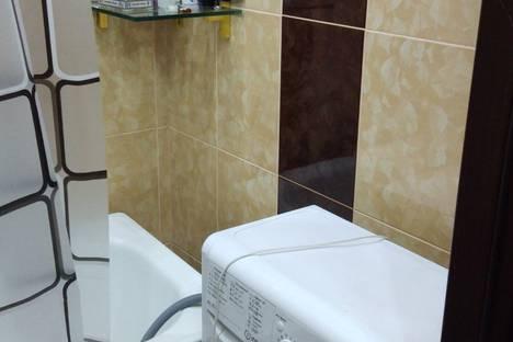 Сдается 1-комнатная квартира посуточно в Чебоксарах, Чувашская Республика,проспект Тракторостроителей, 47/9.