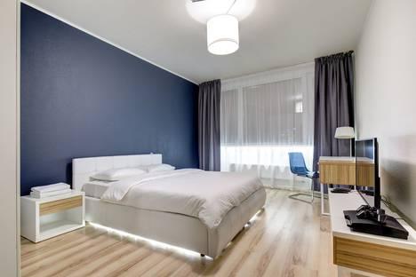Сдается 1-комнатная квартира посуточно в Екатеринбурге, Свердловская область,улица Степана Разина, 2.