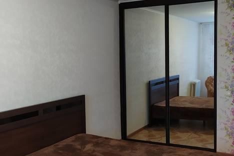 Сдается 3-комнатная квартира посуточно, 7-ой мкр.39 дом.