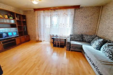 Сдается 2-комнатная квартира посуточно в Слуцке, Минская область, Слуцкий район,улица Строителей, 7.