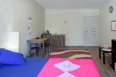 Сдается 2-комнатная квартира посуточно, улица Романтиков, 8.