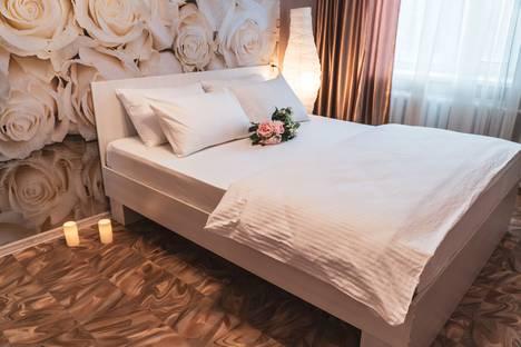 Сдается 3-комнатная квартира посуточно в Кемерове, проспект Ленина, 66Б.