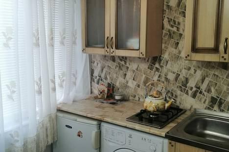 Сдается 1-комнатная квартира посуточно в Пятигорске, переулок надречный 7.