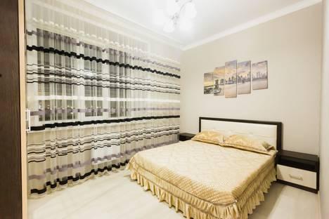 Сдается 1-комнатная квартира посуточно в Павлодаре, улица Камзина, 41/1.