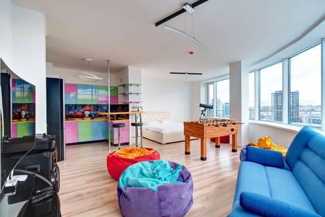 Сдается 1-комнатная квартира посуточно, улица Степана Разина, 2.