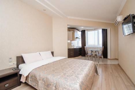 Сдается 1-комнатная квартира посуточно в Кишиневе, улица Лев Толстой, 24/1.