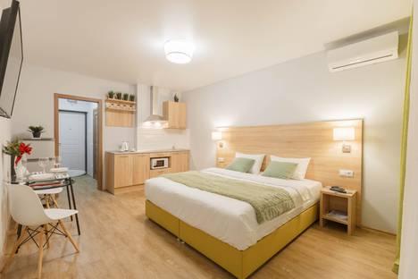Сдается 1-комнатная квартира посуточно в Новосибирске, Железнодорожный район, Железнодорожная улица, 15/1.