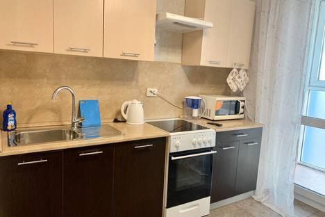 Сдается 1-комнатная квартира посуточно в Екатеринбурге, улица Куйбышева, 21.