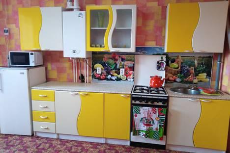 Сдается 1-комнатная квартира посуточно в Лисках, улица Коминтерна, 32Б.