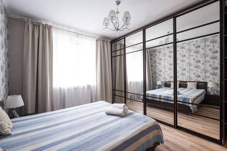 Сдается 2-комнатная квартира посуточно в Казани, улица Алексея Козина, 3А.