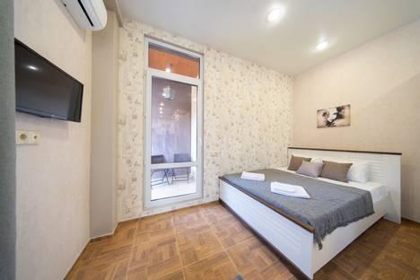 Сдается 1-комнатная квартира посуточно, Эсто-Садок, переулок Автомобильный 58а.