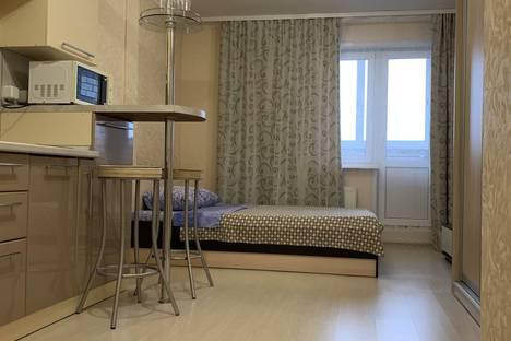 Сдается 1-комнатная квартира посуточно в Ижевске, Удмуртская Республика,улица Ленина, 93.