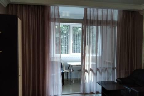 Сдается 2-комнатная квартира посуточно в Сочи, Пластунская улица, 181А.