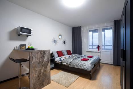 Сдается 1-комнатная квартира посуточно в Санкт-Петербурге, проспект Энергетиков, 9к3.