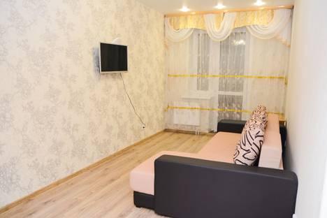 Сдается 2-комнатная квартира посуточно в Сыктывкаре, Республика Коми,улица Морозова, 190.