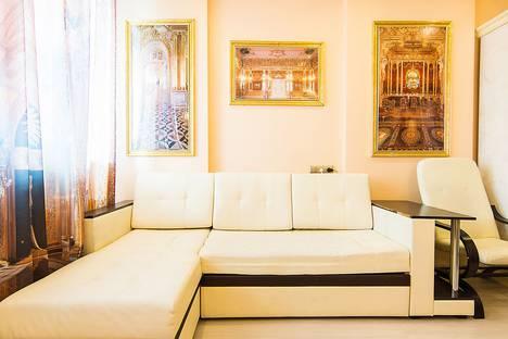 Сдается 1-комнатная квартира посуточно, Новокосино.
