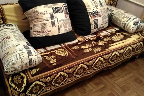 Сдается 1-комнатная квартира посуточно в Кургане, Курганская область,пр. Конституции, 67.