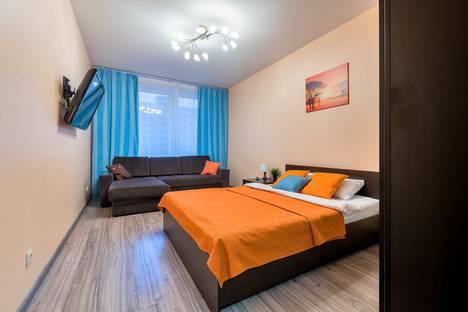 Сдается 1-комнатная квартира посуточно в Санкт-Петербурге, проспект Просвещения, 15.