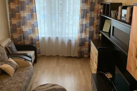 Сдается 1-комнатная квартира посуточно в Костроме, улица Шагова, 150А.