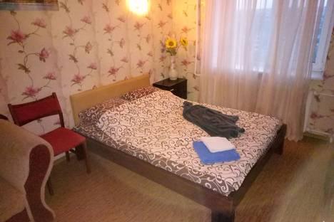 Сдается 1-комнатная квартира посуточно в Шостке, улица Садовый бульвар, 9.