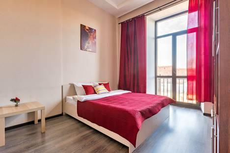 Сдается 1-комнатная квартира посуточно в Санкт-Петербурге, Большой пр-т Васильевского острова, 87.