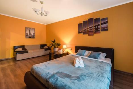 Сдается 1-комнатная квартира посуточно в Энгельсе, Саратовская область,Степная улица, 53.