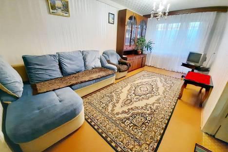 Сдается 3-комнатная квартира посуточно в Солигорске, Минская область,улица Богомолова, 2.