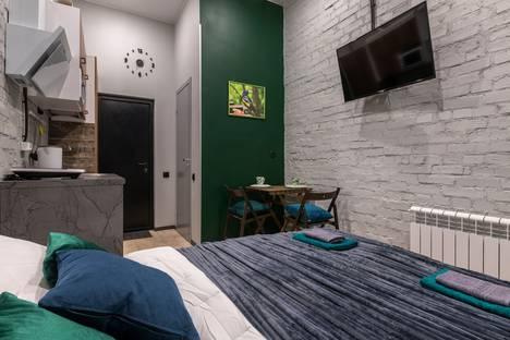 Сдается 1-комнатная квартира посуточно в Металлострое, Санкт-Петербург, Колпинский район,Железнодорожная улица, 23.