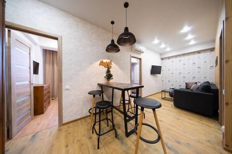 Сдается 3-комнатная квартира посуточно в Красной Поляне, Краснодарский край, городской округ Сочи, село Эстосадок, Эстонская улица, 37к5.