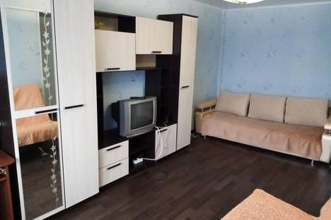 Сдается 1-комнатная квартира посуточно в Астрахани, улица Савушкина, 11.