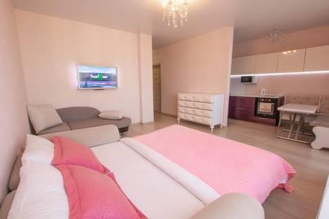 Сдается 1-комнатная квартира посуточно в Красноярске, Взлетная улица, 7К.