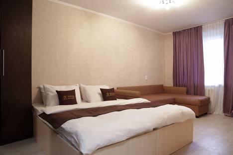 Сдается 1-комнатная квартира посуточно в Подольске, Московская область,Мраморная улица, 14.