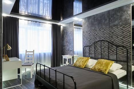 Сдается 1-комнатная квартира посуточно, улица Котовского, 28.
