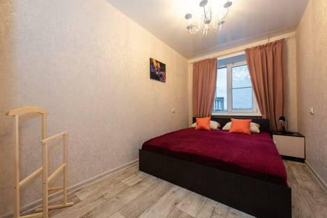 Сдается 2-комнатная квартира посуточно, улица Пушкина, 5к2.
