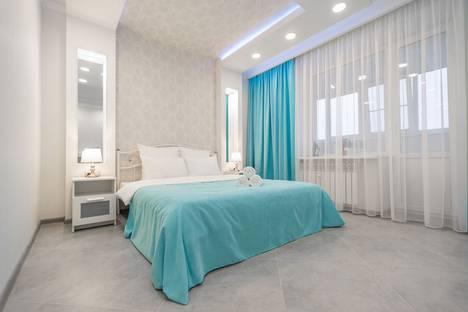 Сдается 2-комнатная квартира посуточно, улица Билибина, 6.