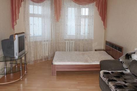 Сдается 1-комнатная квартира посуточно в Нижневартовске, Ханты-Мансийский автономный округ,Северная улица, 50Б.