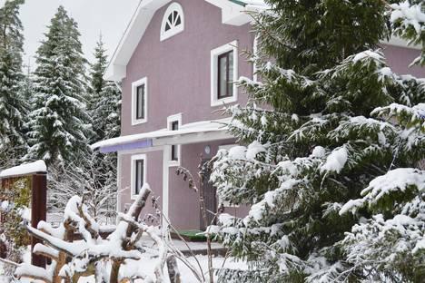 Сдается коттедж посуточно в Менделееве, Московская область, городской округ Солнечногорск, коттеджный поселок Жилой Парк Покров.