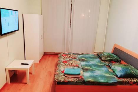 Сдается 1-комнатная квартира посуточно, рабочий поселок Дрожжино, Новое шоссе, 8к1.