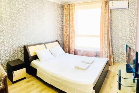 Сдается 1-комнатная квартира посуточно в Краснодаре, улица Александра Покрышкина, 2/2.
