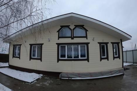 Сдается коттедж посуточно, деревня Жеребятьево, 24а.