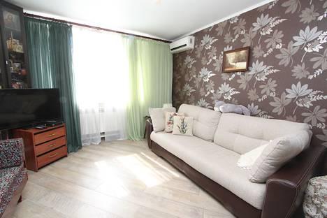 Сдается 1-комнатная квартира посуточно, Республика Крым,Колхозный переулок, 7.